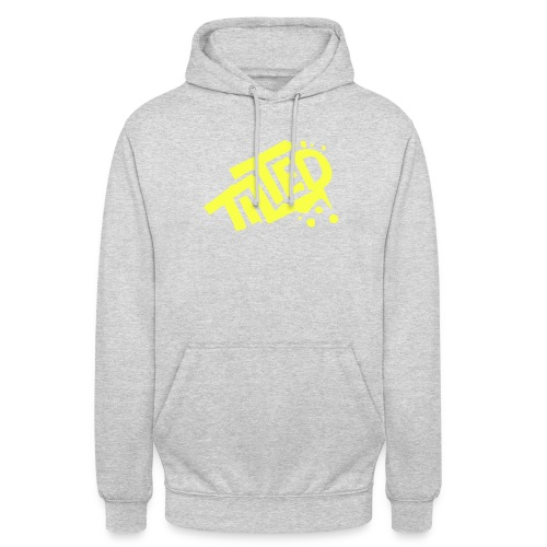 Fortnite Tilted (Yellow Logo) - Unisex Hoodie