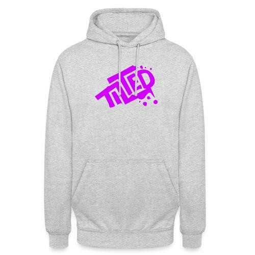 Fortnite Tilted (Pink Logo) - Unisex Hoodie