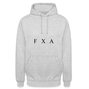 FXA HOODIE V2 - Luvtröja unisex