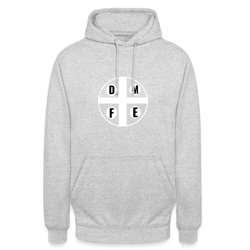 Limited DMFE logo - Unisex Hoodie