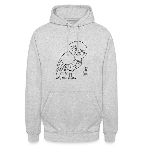 Owl of Athena - Unisex Hoodie