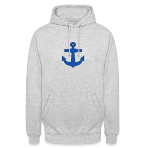 BLUE ANCHOR CLOTHES - Unisex Hoodie