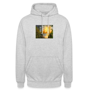 Temple of light - Unisex Hoodie