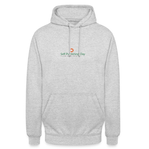 Self-Publishing-Day Düsseldorf 2018 - Unisex Hoodie