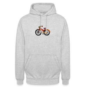 Hipster Bike Shirt 2016 Collection Verano Summer - Sudadera con capucha unisex