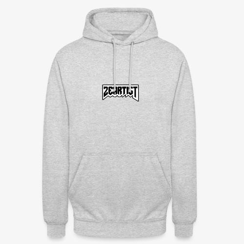 ZeartisT - Sweat-shirt à capuche unisexe