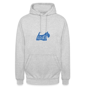 Founded in Scotland logo - Unisex Hoodie