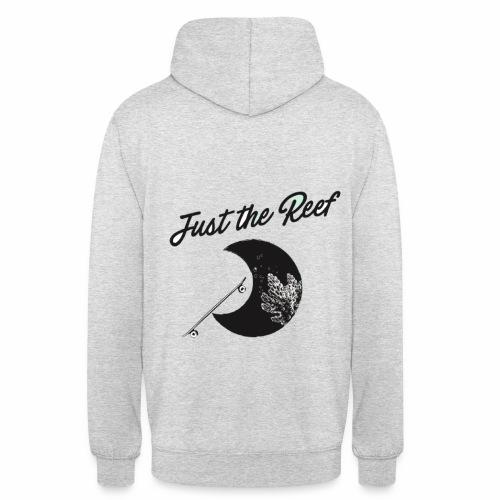 moon just the reef - Sweat-shirt à capuche unisexe