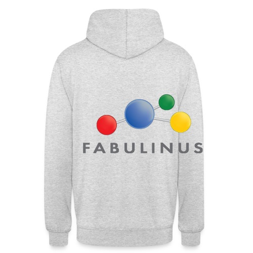 Fabulinus Grijs - Hoodie unisex