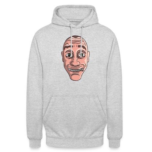 Zippy Face! - Unisex Hoodie