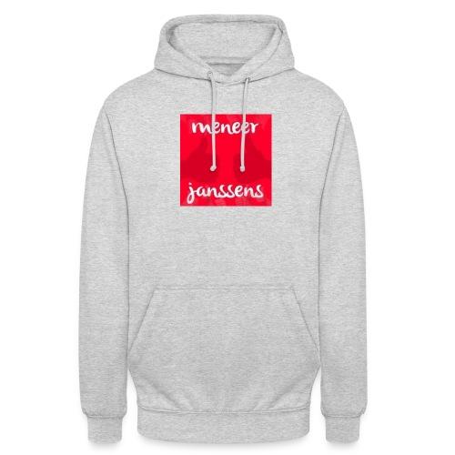 Sweater Meneer Janssens - Hoodie unisex