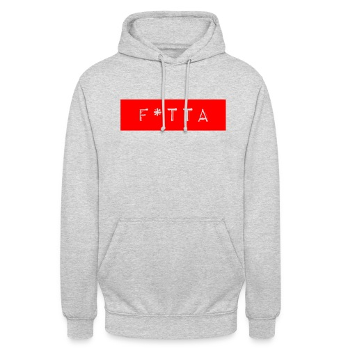 F TTA Logo - Luvtröja unisex