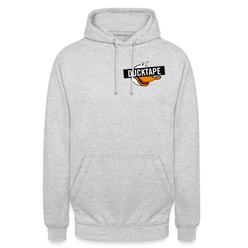 Ducktape classic - Sweat-shirt à capuche unisexe