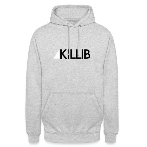 KILLIB LOGO OFFICIAL - Sweat-shirt à capuche unisexe