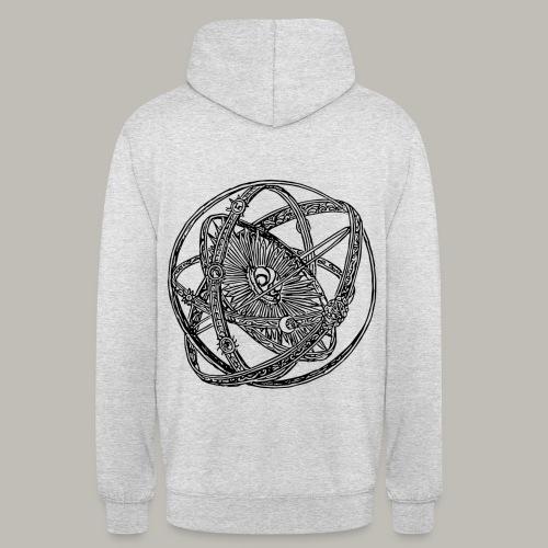 Astrolab - Sweat-shirt à capuche unisexe