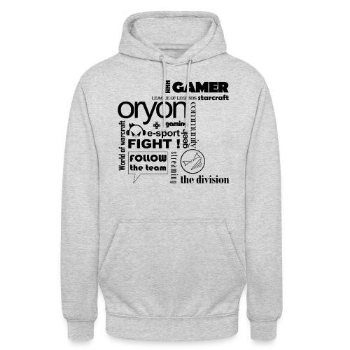 oryongamingcommunity logo2 png - Sweat-shirt à capuche unisexe