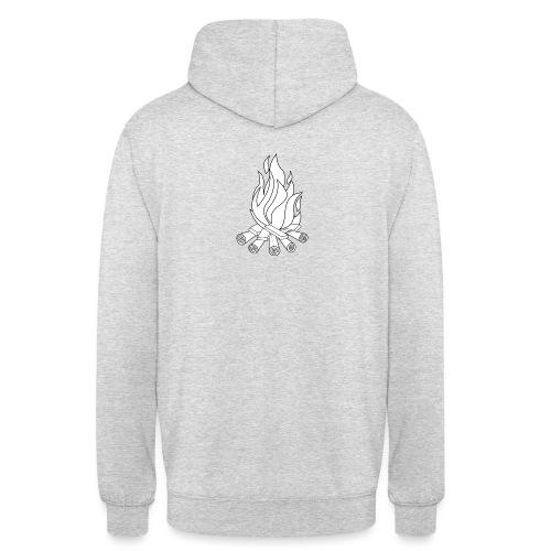campfire 150328 960 720 png - Luvtröja unisex