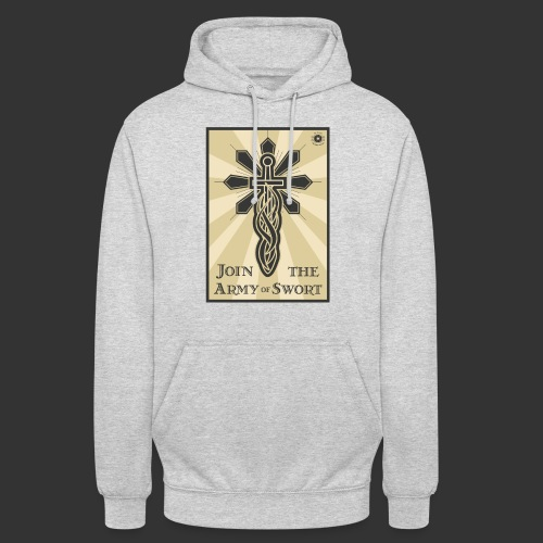 Join the Army of Swort - Unisex Hoodie