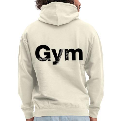 Gym Black - Unisex Hoodie