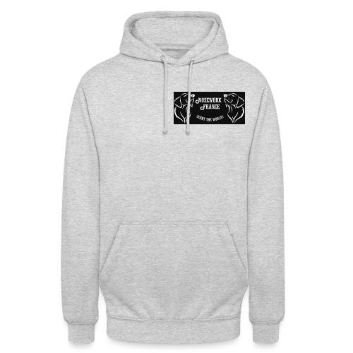 Nosework France nb - Sweat-shirt à capuche unisexe