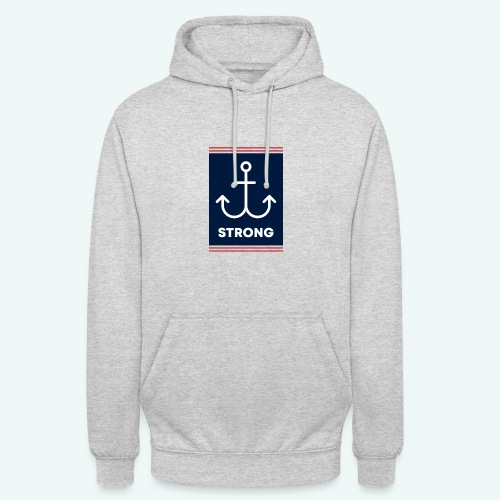 Strong - Unisex Hoodie