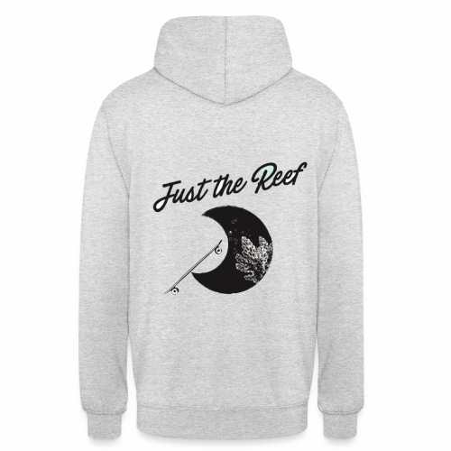 moon just the reef - Sweat-shirt à capuche unisexe