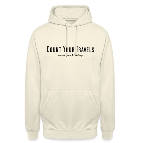 Special Edition ( Front + Back design ) - Unisex Hoodie