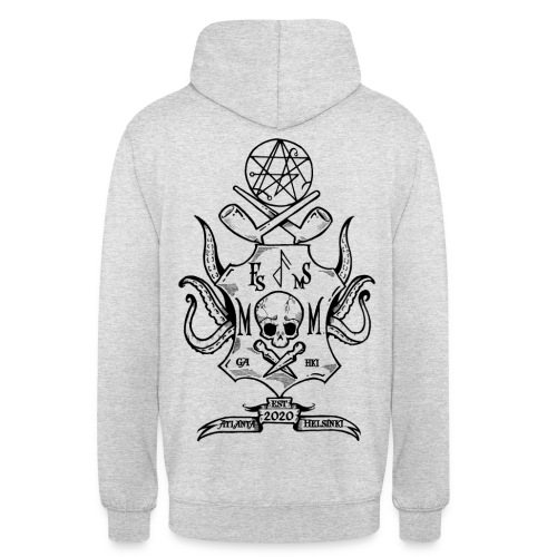 Frost Pipes & Misfits And Makers - Unisex Hoodie