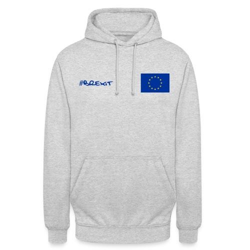 EU long png - Unisex Hoodie