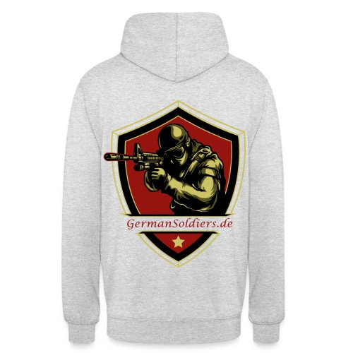 GermanSoldiers Clan 3 - Unisex Hoodie