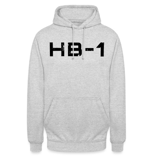 HB1 TRACED 4000 png - Unisex Hoodie