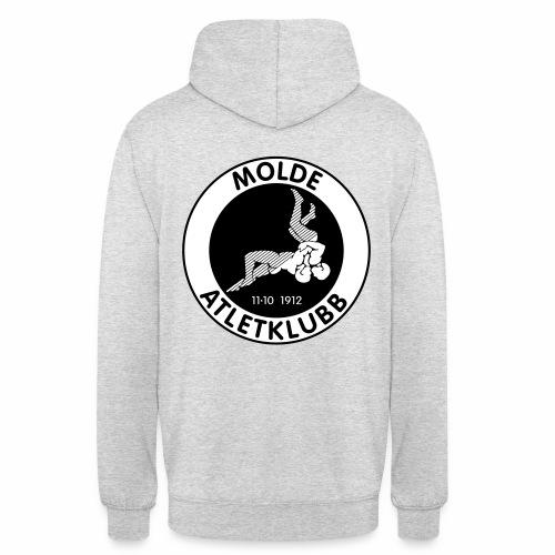 Molde Atletklubb - Unisex-hettegenser