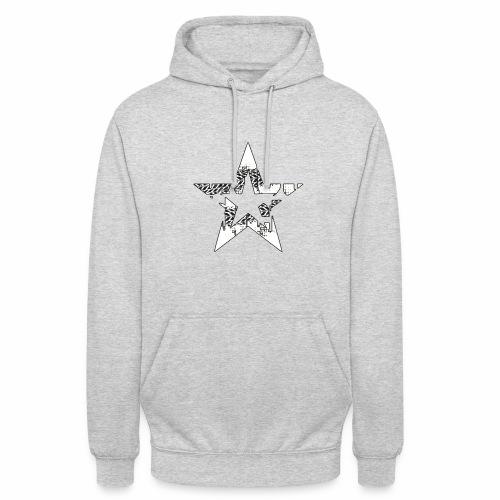 ra shadow star png - Unisex Hoodie