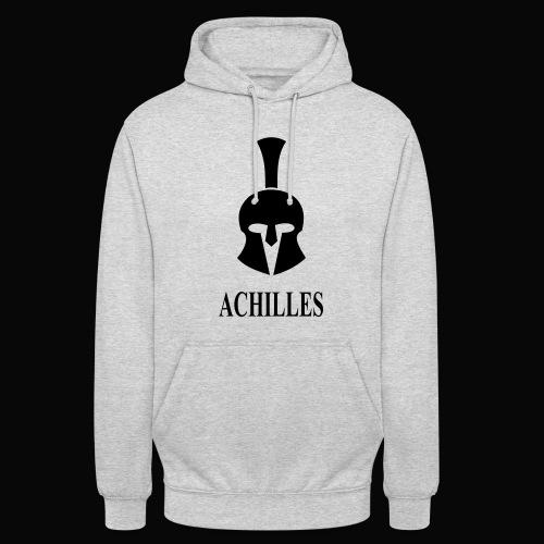 Achilles Helm vorne - Unisex Hoodie