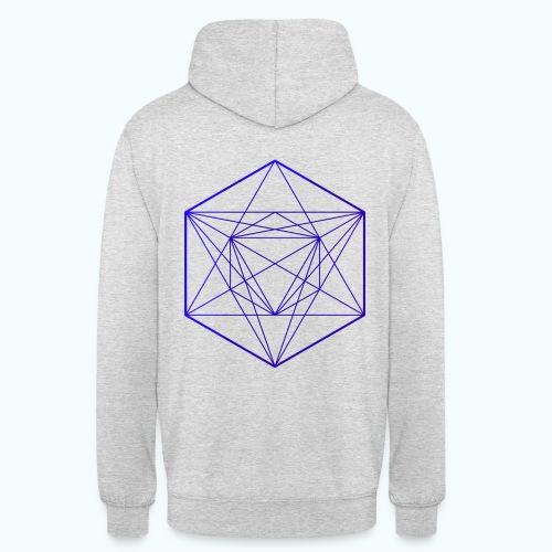 Minimal geometry - Unisex Hoodie