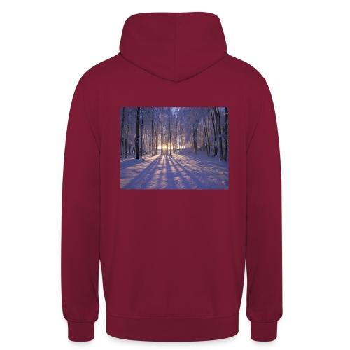 Wintercollectie - Hoodie unisex