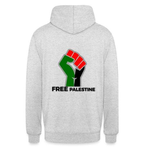 FreePalestine Black - Unisex Hoodie