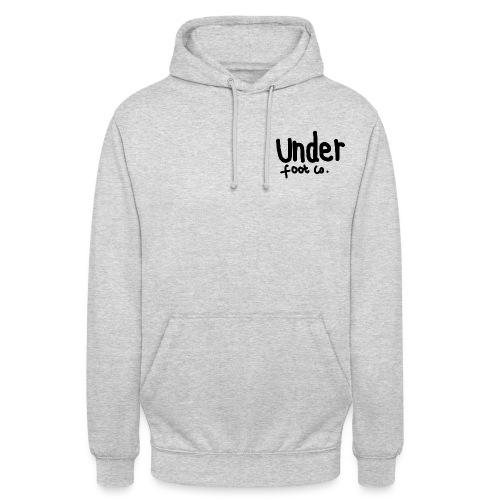 Under Foot Co - Unisex Hoodie