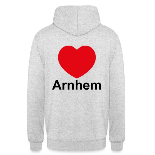 Ik hou van Arnhem - Hoodie unisex