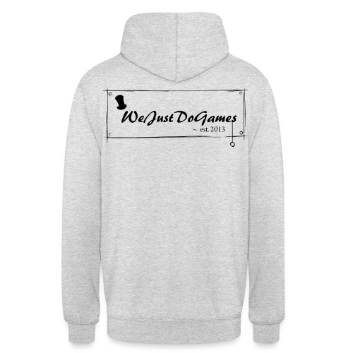 mad hatter png png - Unisex Hoodie