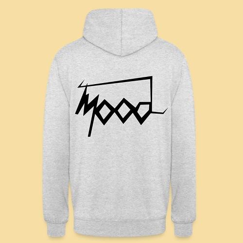 stussy mood noire noire noire png - Sweat-shirt à capuche unisexe