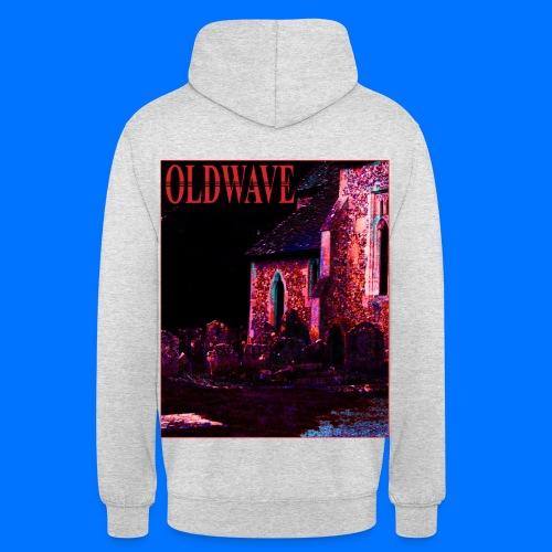OLDWAVE Red Church - Unisex Hoodie
