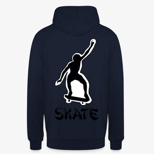 skate - Hoodie unisex
