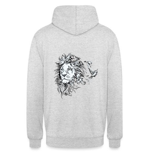 Lion - Hoodie unisex
