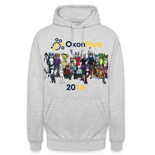 Oxonfurs Group 2016 - Unisex Hoodie