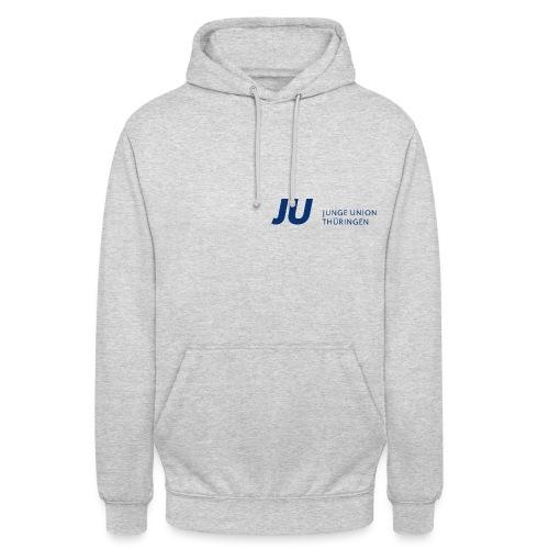 JU Thüringen blau quer - Unisex Hoodie