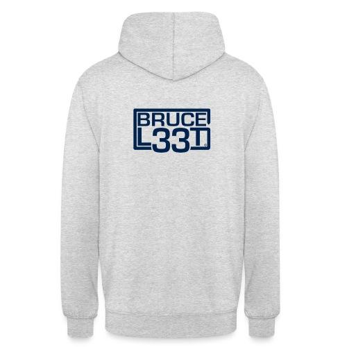 BruceL33t Logo - Unisex Hoodie