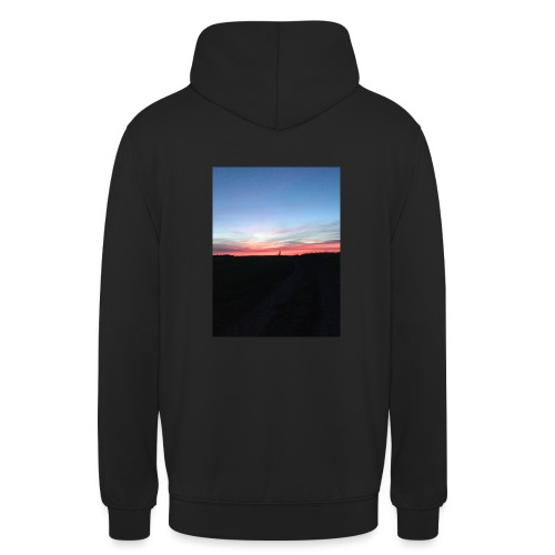 late night cycle - Unisex Hoodie