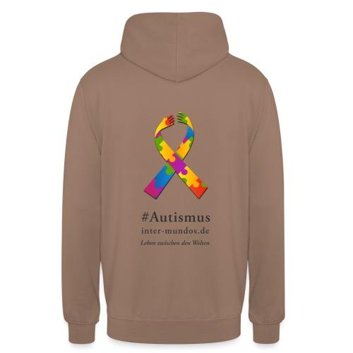 Inter-Mundos Autismus-Schleife - Unisex Hoodie