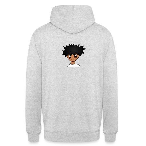 DragonCelesteGaming - Sweat-shirt à capuche unisexe
